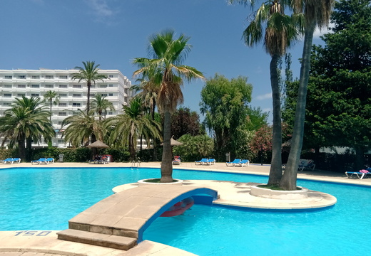 Pool Siesta 2 Apartment Marti Alcudia