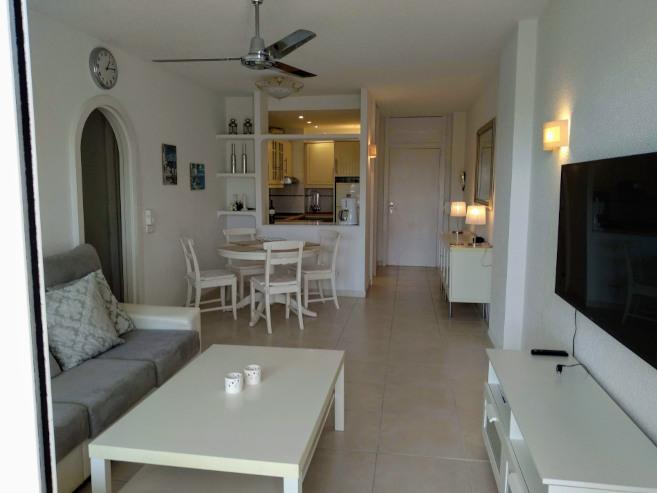Wohnzimmer Appartement Marti Alcudia Mallorca